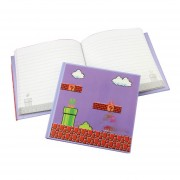 Super Mario Bros Libreta Movimientos 3D Nintendo Video Games