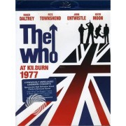 Video Delta The who - At Kilburn 1977 - Blu-Ray