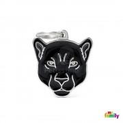 Breloc My Family - Wild Panther 1 buc. (Z003)
