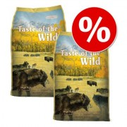 2x13kg Taste of the Wild Pacific Stream Puppy pienso para perros