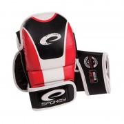 Mănuși din piele pentru MMA red M-XL - all size in detail