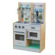 Bucatarie pentru copii Lets Cook Play Natural - KidKraft