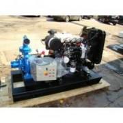 Motopompa diesel presiune pt. irigatii LDW2204/SNT80-200