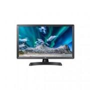 "LG ELECTRONICS TV MONITOR 24"" LG HD DVBT2 DVBS2 HDMI VESA USB"
