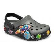 Crocs Fun Lab Galactic Klompen Kinder Slate Grey 30
