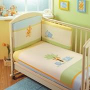 Feretti Комплект в кроватку Feretti Jungle Sestetto (6 предметов)