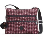 Kipling ALVAR Multicolor Sling Bag
