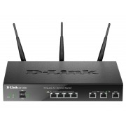 ROUTER, D-LINK DSR-1000AC, Wireless-AC, Dual Band, Unified, Service Router