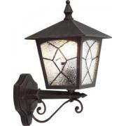 Kültéri világítás, antikolt, Tiffany 1x60W E27 230V IP44, Atlanta 3126 Globo Lighting