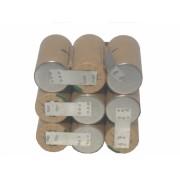 ABB 12V 3000mAh SC пакет батерия за винтоверт