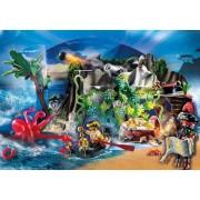 Playmobil Adventskalender Skattejakt i Pirate Bay - Playmobil Jul 70322