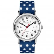 Orologio timex tw2p66000 donna weekendern indiglo
