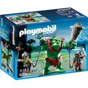 Playmobil Knights, Urias cu luptatori pitici