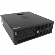 Workstation HP Z220 Desktop, Intel Core i7 Gen 3 3770 3.4 Ghz, 4 GB DDR3, 250 GB HDD SATA, DVD-ROM, Windows 10 Pro