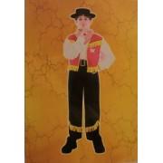 Farsangi jelmez - Cowboy