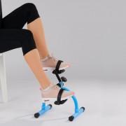 Aparat de pedalat si gimnastica