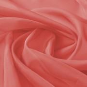 vidaXL piros voile szövet 1,45 x 20 m