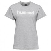 Tricou hummel GO COTTON LOGO WOMEN