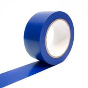 Modrá vyznačovací podlahová páska - délka 33 m a šířka 5 cm