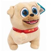 Figurina de plus Rolly 15 cm Puppy Dog Pals - Prietenii Catelusilor Disney Jr.