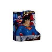 Cofre Moedas Herói Superman Super Homem Dc Comics - Rosita