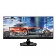 """Монитор 25"""" (63.50 cm) LG 25UM58-P, IPS панел, Ultra Wide HD, 5ms, 1000: 1, 250 cd/m2, HDMI"""