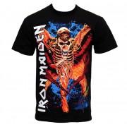 metál póló férfi Iron Maiden - Vampyr - ROCK OFF - IMTEE23MB