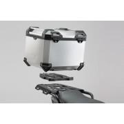 SW-Motech TRAX ADV topp ärendesystem Silver - Honda VFR1200X Crosst...