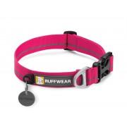 Hoopie rózsaszín kutya nyakörv L méret