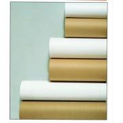 School Smart 40 lb Butcher Paper Roll - 18 inches x 1000 feet - White