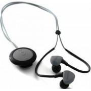 Casti Boompods Sportpods Race in-ear bluetooth clip-on remote control sweat resistant Dark Grey