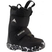 Burton Mini Grom Junior Snowboard Boots (Black 20/21)