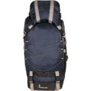 Entire Delta Champion Nylon Dark Blue Colour Rucksacks Bag Rucksack - 60(Neon)