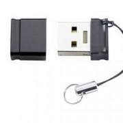 Intenso USB flash disk Intenso Slim Line 3532470, 16 GB, USB 3.0, černá