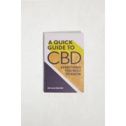 Urban Outfitters A Quick Guide to CBD: Everything you need to know par le Dr Julie Moltke- taille: ALL