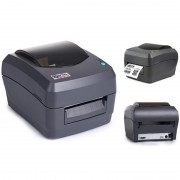 Omnitek System BY42T Stampante etichette adesive a trasferimento termico USB+ETHERNET
