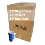 Pahar carton 7oz Lavazza SBP bax 2250buc