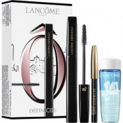 Lancôme Make-up Eyes Gift set Définicils Nr. 01 Noir Infini 6,5 ml + Mini BiFacil 30 ml + Mini Crayon Khôl Nr. 01 Noir 0,7 g 1 Stk.