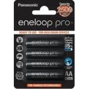 Acumulatori Panasonic Eneloop Pro R6 AA 2500mAh 4 buc Blister