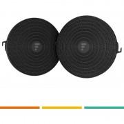 Fac FC07 - 2 filtres à charbon pour hotte aspirante