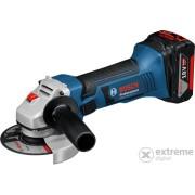 Bosch Professional GWS 18 - 125 V-Li kutna brusilica, L-Boxx