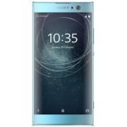 "Telefon Mobil Sony Xperia XA2 H3113, Procesor Octa-Core 2.2GHz, IPS LCD Capacitive Touchscreen 5.2"", 3GB RAM, 32GB Flash, 23MP, Wi-Fi, 4G, Single Sim, Android (Albastru) + Cartela SIM Orange PrePay, 6 euro credit, 6 GB internet 4G, 2,000 minute nationale"