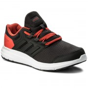 Обувки adidas - Galaxy 4 M CP8823 Carbon/Carbon/Hirere