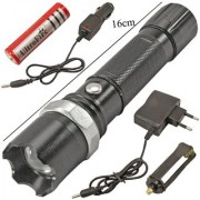 NEW 3 Mode CREE Rechargeable LED Waterproof Flashlight Flash Light Torch