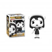 Funko Pop Alice Angel De Bendy Pre-realease Hot Topic Calca