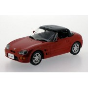 J-Collection - 1:43 SUZUKI Cappucino 1994 (Close Top) Red