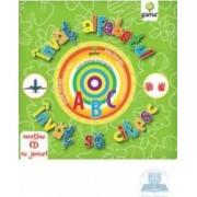 Invat alfabetul Contine CD cu jocuri
