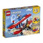 LEGO Creator 3 in 1, Avionul de acrobatii 31076