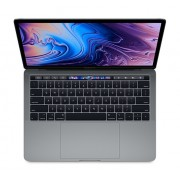 "Apple MacBook Pro 15"" Touch Bar/6-core i7 2.2GHz/16GB/256GB SSD/Radeon Pro 555X w 4GB/Space Grey - INT KB [MR932ZE/A] (на изплащане)"