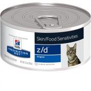 Hill's Feline Z/D Ultra Alergen Free 156g